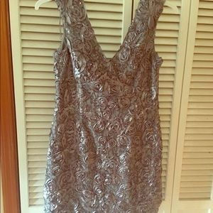 Scarlett Smoke Grey Dress